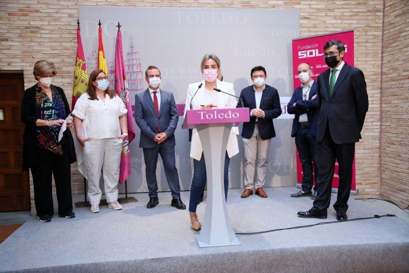 Presentación VIII edición del Festival de Música El Greco en Toledo