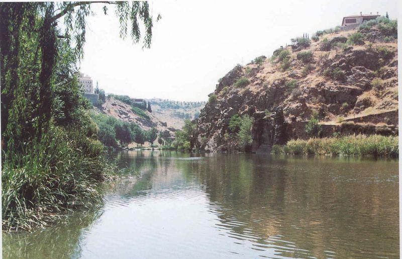 Casi medio siglo sin bañarnos en nuestro río