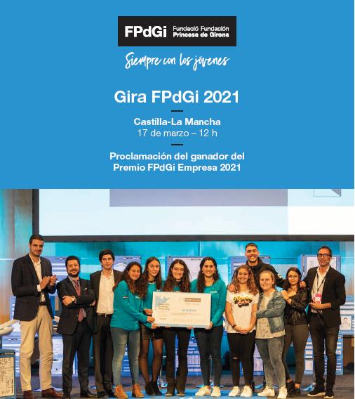 Premio Empresa de la Fundación Princesa de Girona