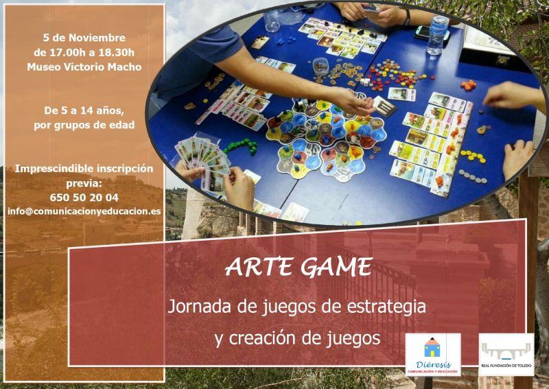 Arte Game
